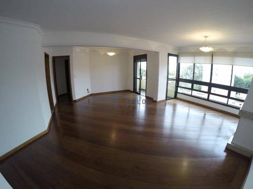Apartamento 112m², 3 Dormitorios, 1 Suíte, 2 Vagas - Vila Mariana - Ap8219