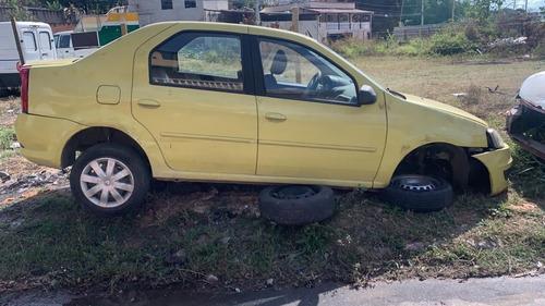 Sucata Renault Logan 2011