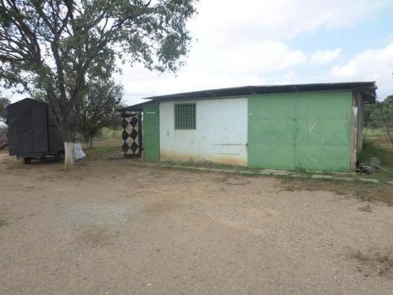 Venta De Casa Con Terreno En Tamaca, Lara