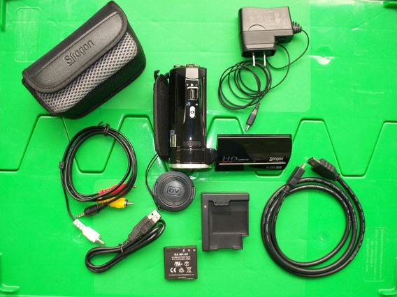 Video Camara Filmadora Siragon Lv-53 X