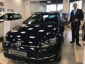Vw Volkswagen Golf Variant Comfortline Dsg 2018 0km 1.4 #a2