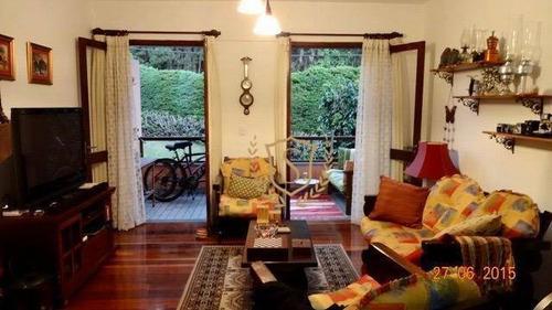 Imagem 1 de 30 de Apartamento Duplex Com 2 Dormitórios À Venda, 150 M² Por R$ 430.000,00 - Albuquerque - Teresópolis/rj - Ad0007