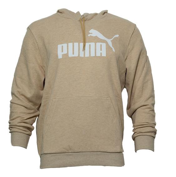 Buzo Training Puma Ess Hoody Tr Hombre