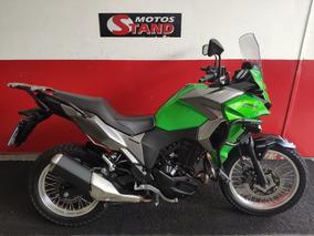 Kawasaki Versys 300x 300 X Abs 2018 Verde