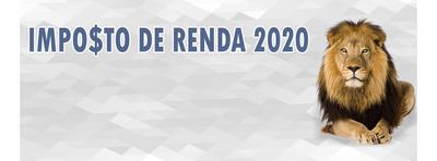Declaração De Imposto De Renda Pessoa Fisica 2020