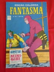 Fantasma - Nº 148 ( Ed. Colorida / 1969 ) Ótimo/ Frete: 8,00
