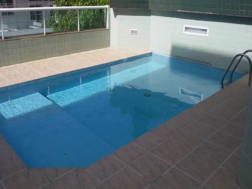 Imagem 1 de 21 de Apartamento, 2 Dorms Com 86 M² - Guilhermina - Praia Grande - Ref.: Edc4243 - Edc4243