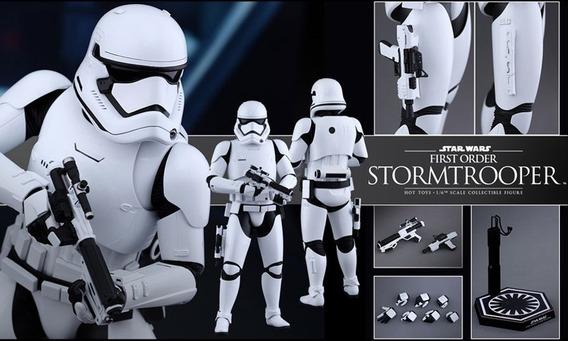Star Wars Stormtrooper Hot Toys Red.cobra.toys