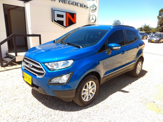 Ford Ecosport 1500 Mt 2020