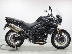 Triumph Tiger 800 Abs 2015 Preta