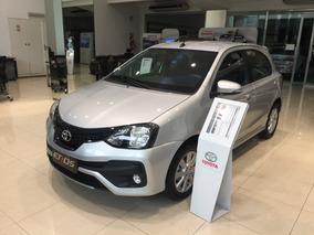 Toyota Etios Xls 5p Manual My 2019 Mz