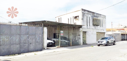 Imagem 1 de 15 de Casa Sobrado Em Parque Boturussu  -  São Paulo - 919