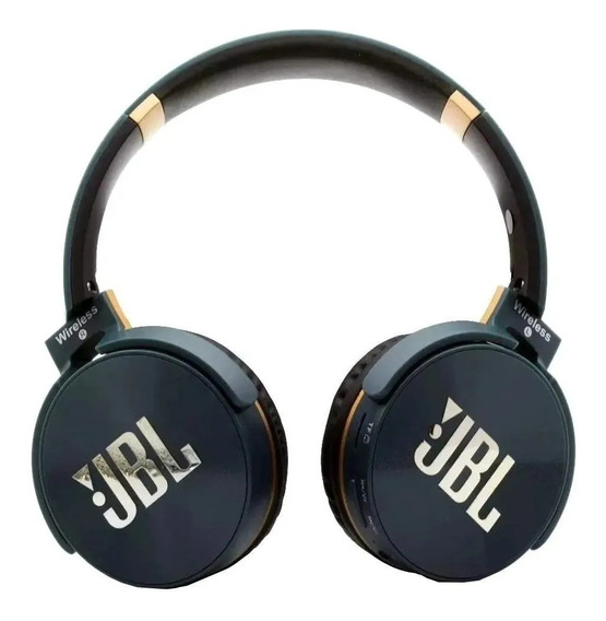 Fone Ouvido Jbl Headset Bluetooth Sem Fio Mp3