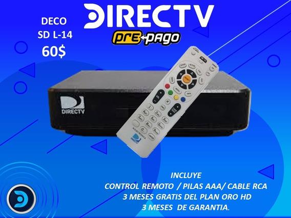 Decodificador Directv Sd Somos Tienda Fisica
