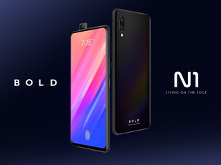 Blu Bold N1 + Cargador Inalambrico (android 9)