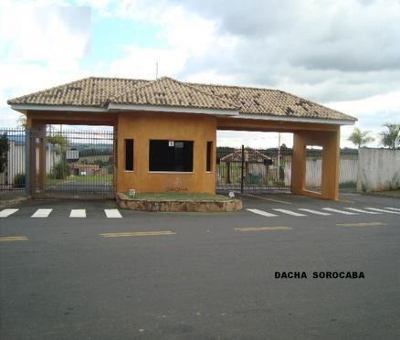 Condomínio Terreno Esquina 1.100m2 Sorocaba Lindo_escritura
