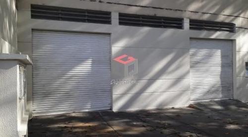 Salão Para Aluguel, 3 Vagas, Demarchi - São Bernardo Do Campo/sp - 100155