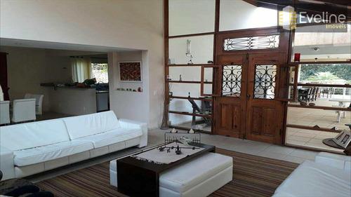 Imagem 1 de 20 de Casa Com 3 Dorms, Vila Moraes, Mogi Das Cruzes - R$ 2.950.000,00, 585m² - Codigo: 166 - V166