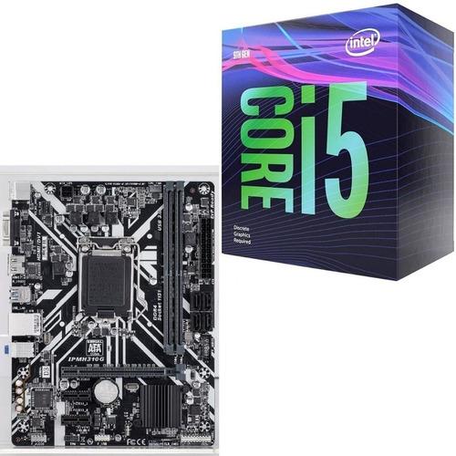 Kit Gamer Upgrade Intel I5-9400f + Placa-mãe H310 Oem