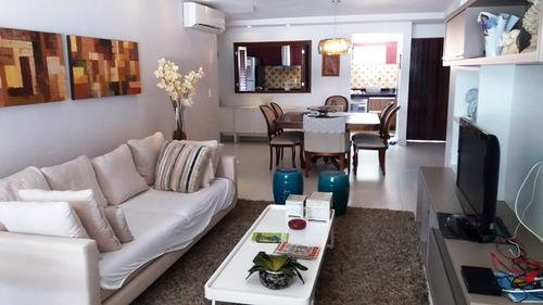 Ref: Ap074 - Apartamento A Venda, Cabo Branco, 2 Suítes, 2 V
