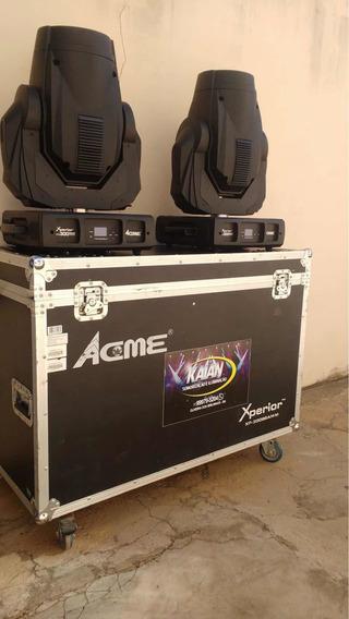 Moving Beam 300 7r Original Acme, O Par No Caser