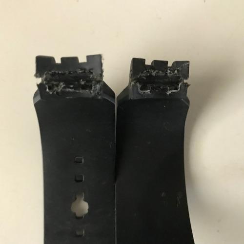 Pulseira Do Relogio Oakley Transfer Case Partes Restauração