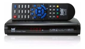 Receptor Analógico E Digital Bedinsat Para Antena Parabólica