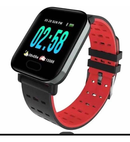 Smart Watch O Relógio Inteligente Com Whatsaap - Promoção