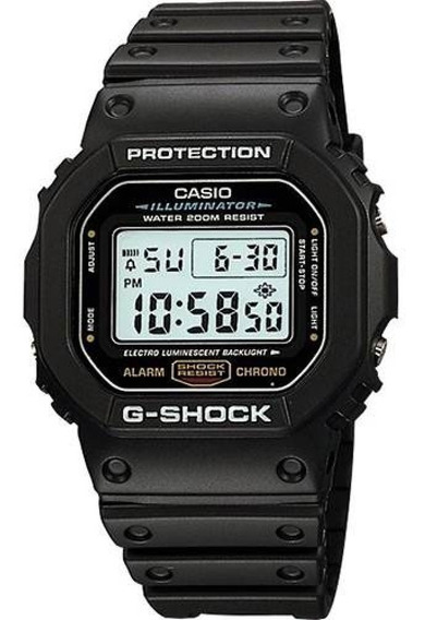 Relógio Casio Standard Masculino Digital G-shock Dw-5600e-1v
