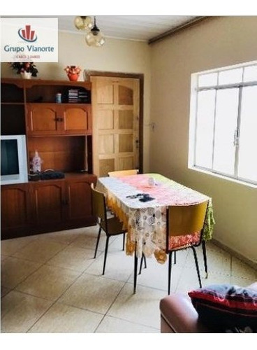 Casa A Venda No Bairro Imirim Em São Paulo - Sp.  - Jv522-1