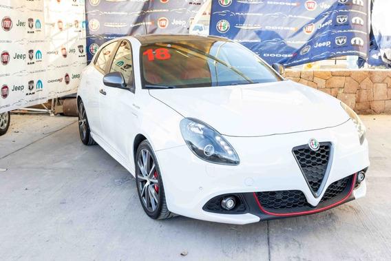 Alfa Romeo Gulietta Veloce 1.8 Turbo Aut 2017