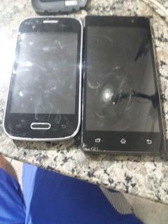 Dois Telefones 01 Wemo 01 Sony Z3
