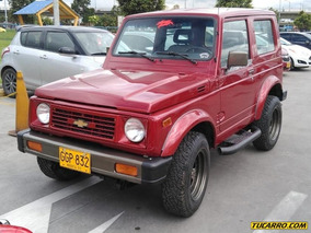 Chevrolet Samurai Hard Top Sj 413