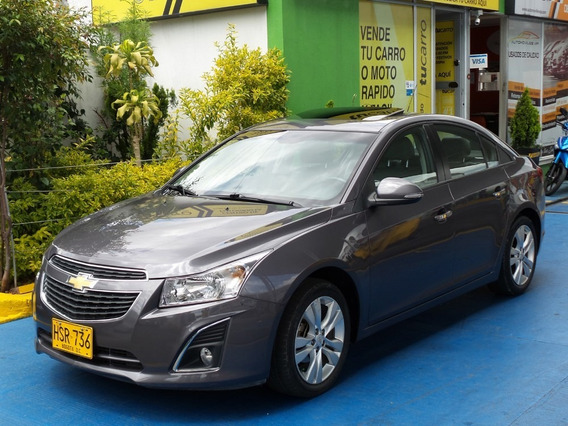 Chevrolet Cruze Advance Full Equipo