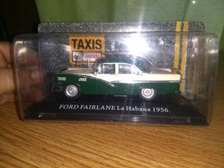Taxis Del Mundo Ford Fairlane 1956