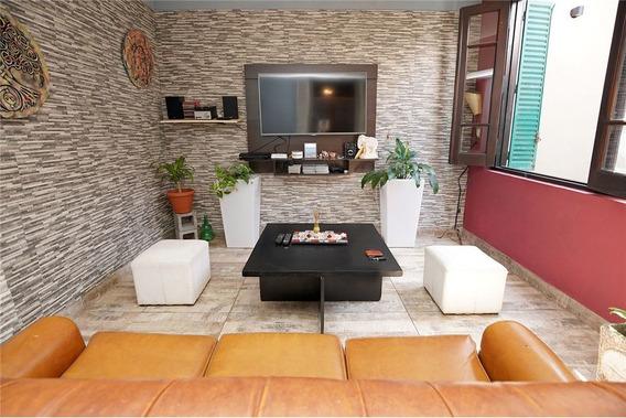 Excelente Casa S/lote Propio C/local Al Fte Lanus