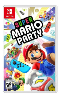 Super Mario Party Nintendo Switch Envio Gratis