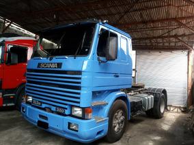 Scania R113 320 4x2 1994 R$ 68.000 Impecável