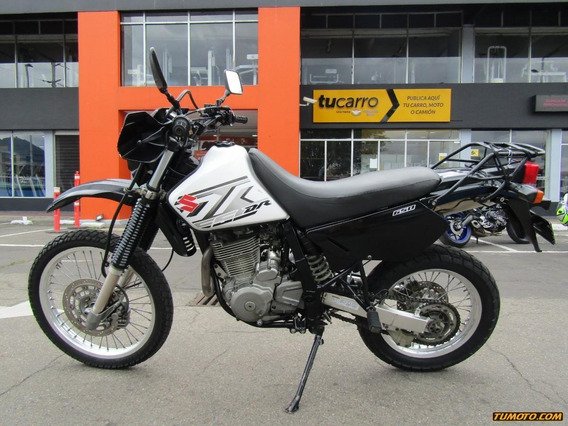 Motos Suzuki Dr650