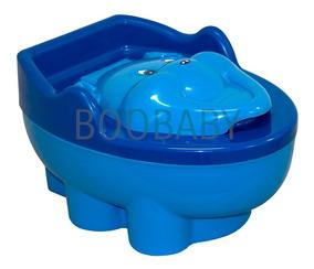 Troninho Infantil / Piniquinho Tartaruga Azul - Baby Style