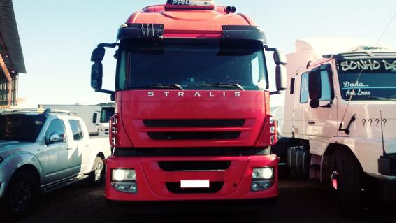 Caminhão Iveco Stralis 410 2012/batatais Caminhões