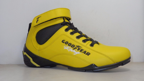 Nuevo Modelo De Tenis Bota Goodyear Racing