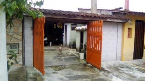 Casa No Bairro Nova Itanhaém, Litoral Sul De São Paulo