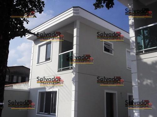 Casa Sobrado Novo Para Venda, 2 Dormitório(s), 85.0m² - 4593