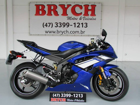 Yamaha Yzf Yzf R6 10.741km