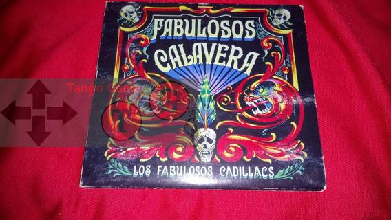 Los Fabulosos Cadillacs - Fabulosos Calavera (cd) Primer Ed.