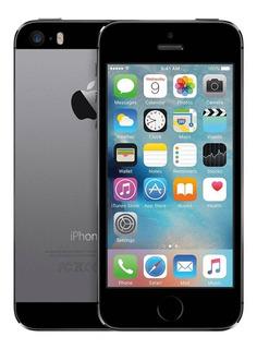 iPhone 5s 32gb Cinza Câmera 8mp De Vitrine Seminovo Anatel