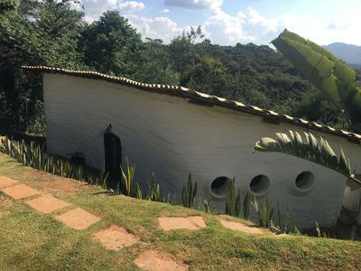 Casa Em Condomínio Com 1 Quartos Para Comprar No Condomínio Aldeia Da Cachoeira Das Pedras Em Brumadinho/mg - 418