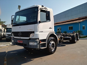 Mercedes-benz Atego 2425 6x2 Chassis 2007