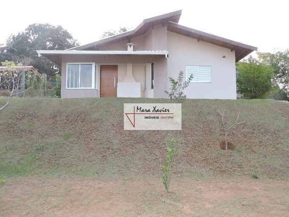 Ca1786 Casa Térrea Com Linda Vista, Vinhedo Sp - Ca1786